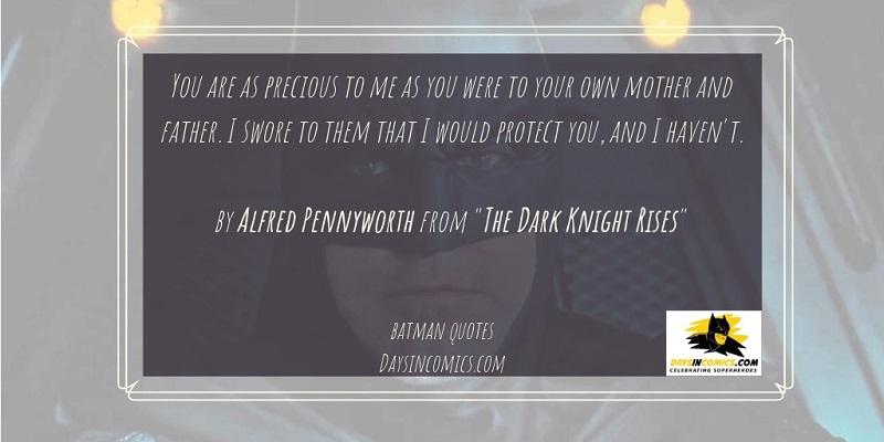 Batman Day Quotes 2019